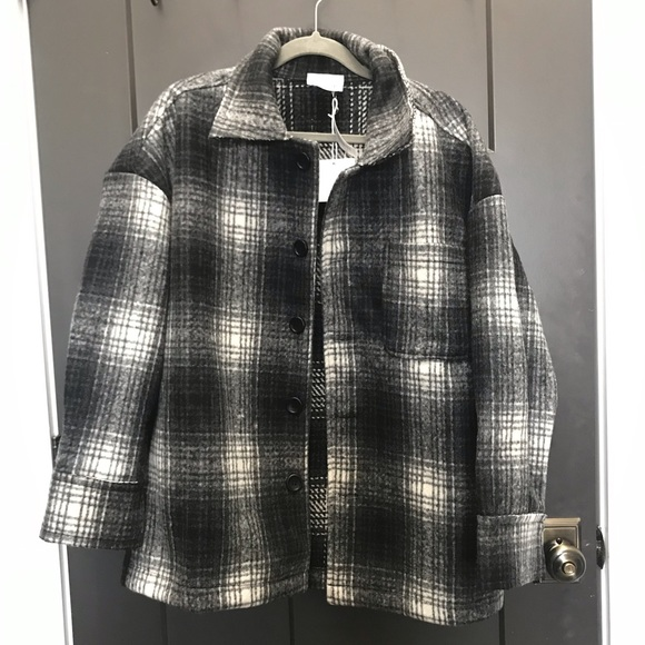 Forever 21 Jackets & Blazers - Plaid coat